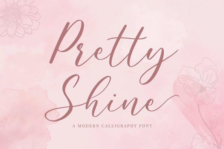 Pretty Shine example image 1