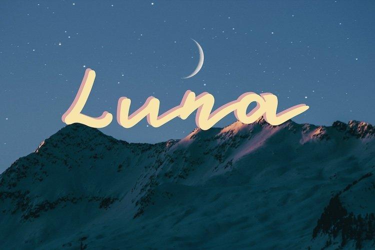 Luna example image 1