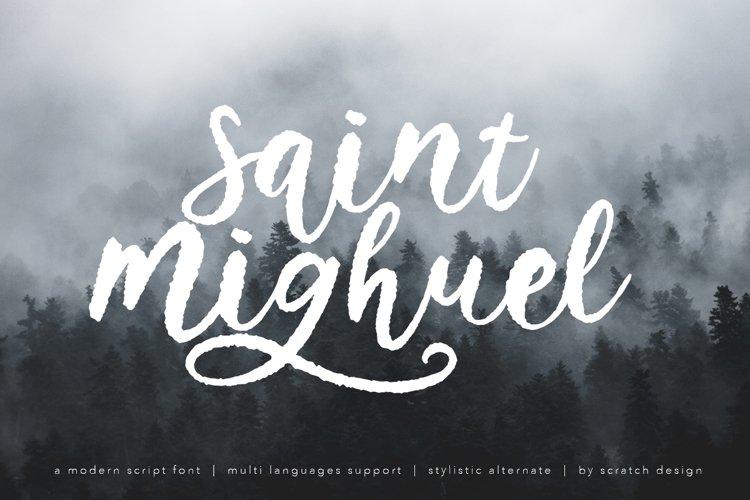 Saint Mighuel example image 1