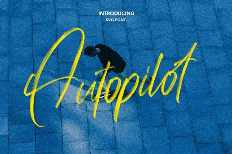 Web Font Autopilot - Font example image 1