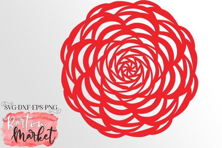 Succulent Mandala Illustration example image 1