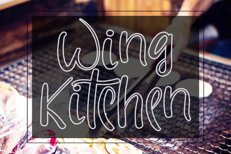 Wing Kitchen example image 1