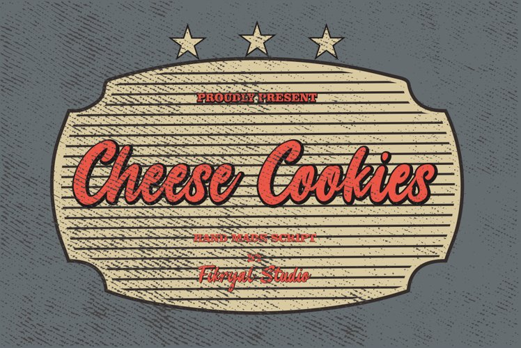 Cheese Cookies example image 1