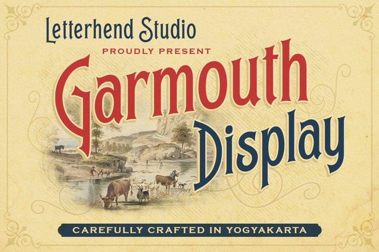 Garmouth Display example image 1