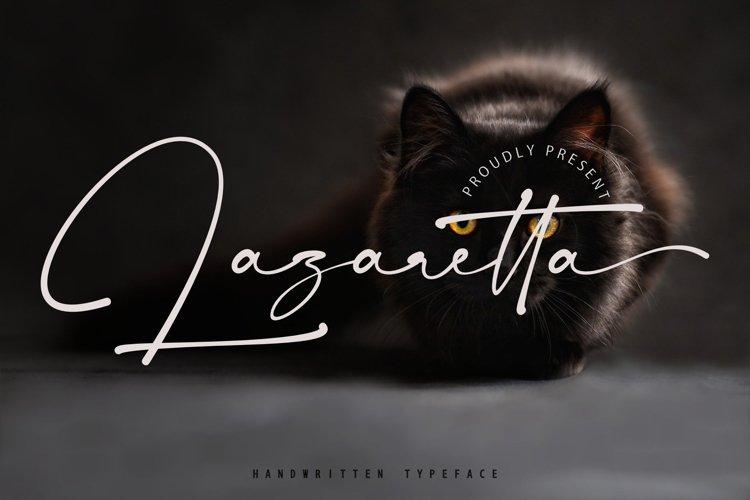 Lazaretta example image 1