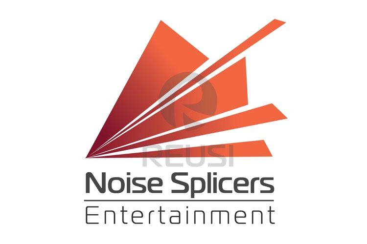Noise Splicers Logo Template example image 1