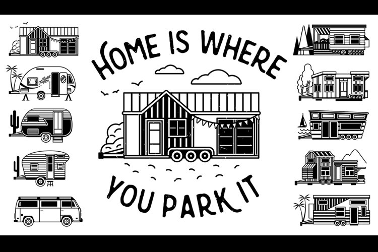 Home Is Where You Park It. example image 1
