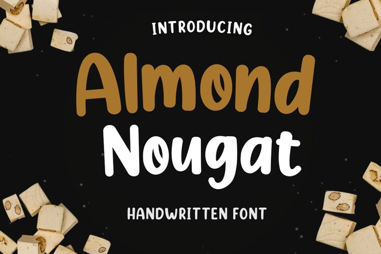 Almond Nougat example image 1