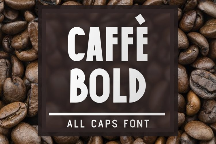 Caffe Bold example image 1