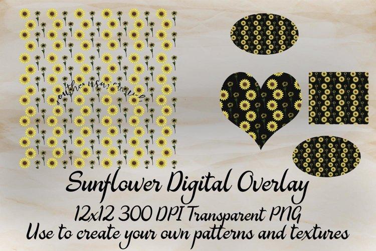 Sunflower Overlay Design example image 1