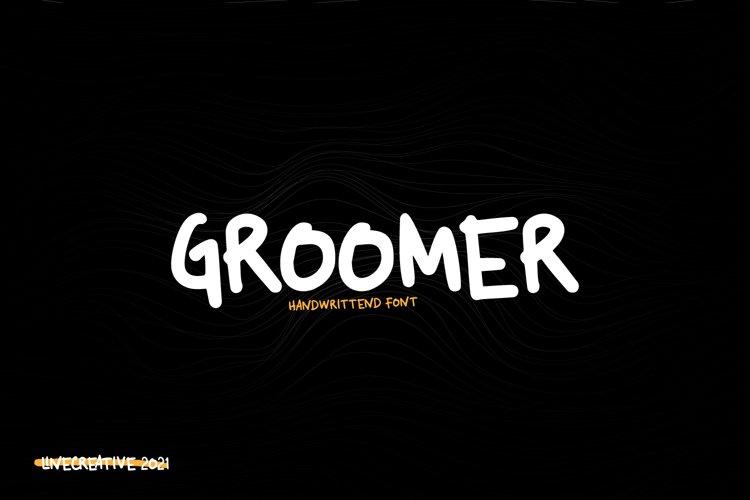 Groomer example image 1