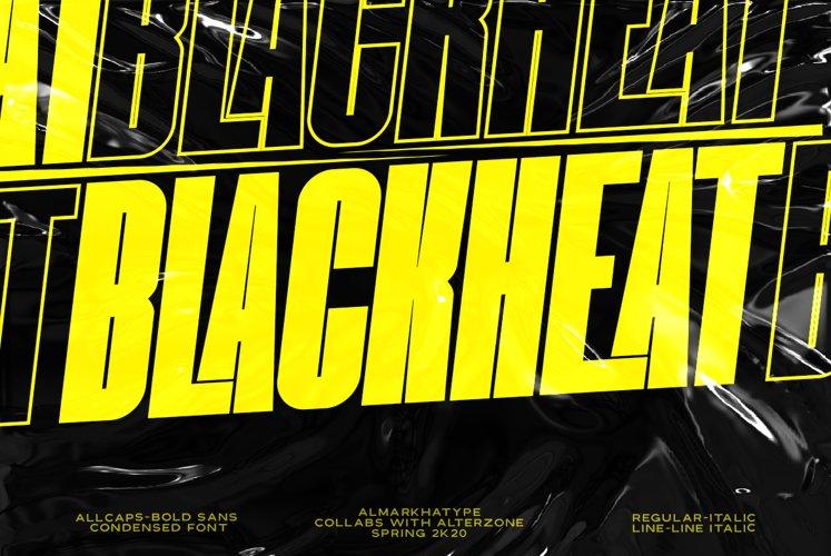 Blackheat example image 1
