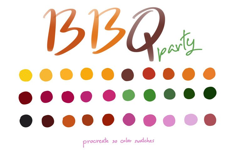 BBQ Party example image 1