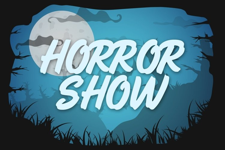 Web Font Horror Show example image 1