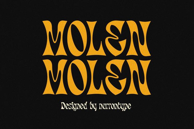 Molen Display example image 1