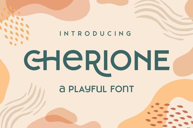 Cherione example image 1