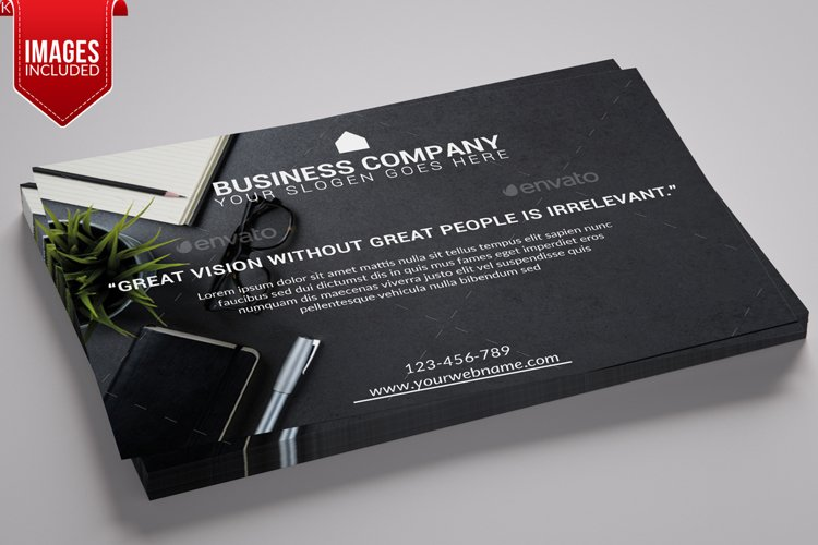 Business Flyer Landscape example image 1