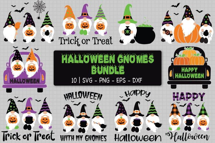 Halloween Gnomes Bundle Svg, Halloween Gnome Svg, Gnome Svg