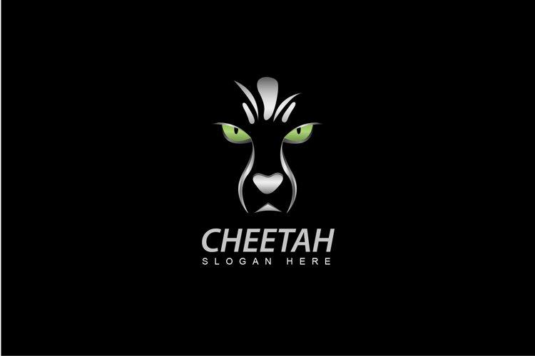 cheetah logo 92215 logos design bundles cheetah logo