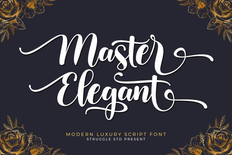 Master Elegant example image 1