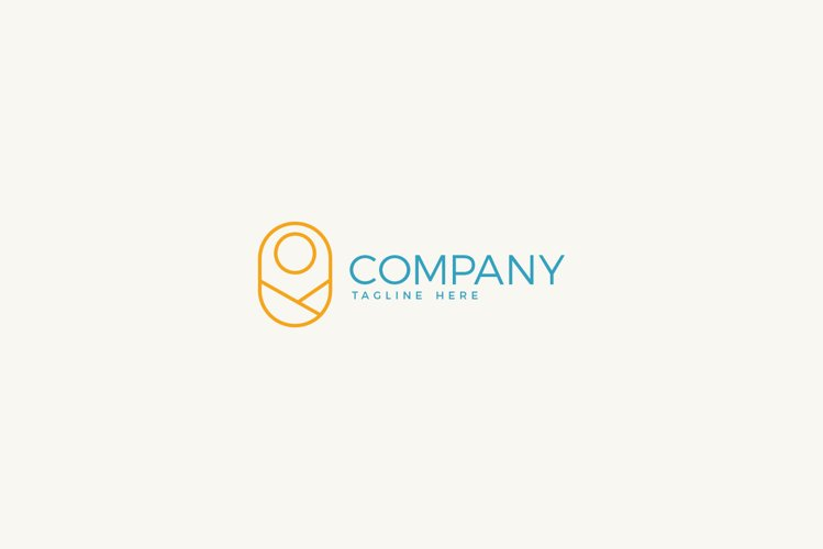 Human Baby Care Logo Template example