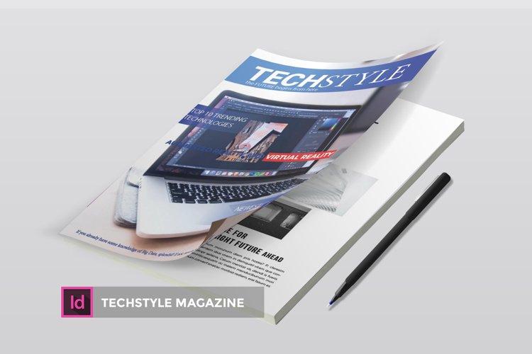 Techstyle | Magazine example image 1
