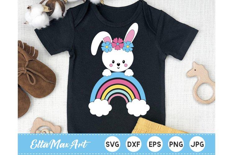 Easter Bunny SVG, Happy Easter SVG, Easter SVG, Bunny svg,