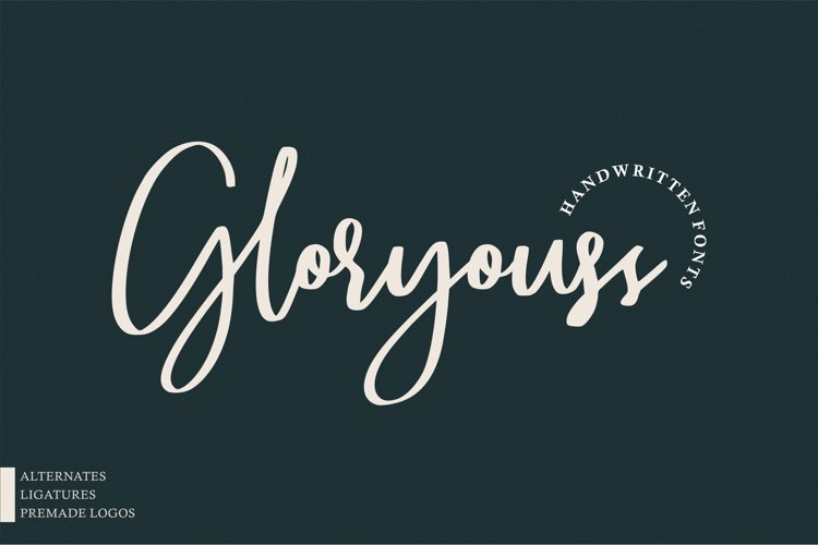 Gloryouss example image 1