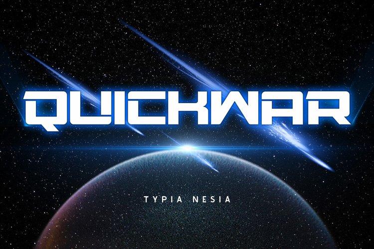 Quickwar example image 1
