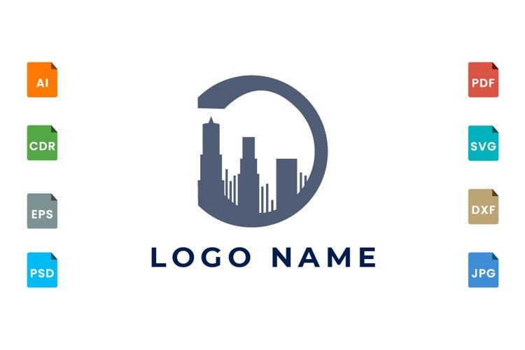Building logo example image 1