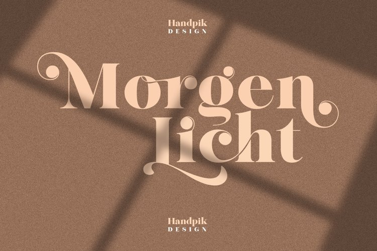 morgenlicht example image 1
