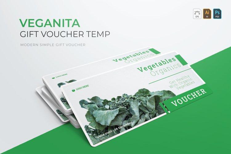 Veganita | Gift Voucher example image 1