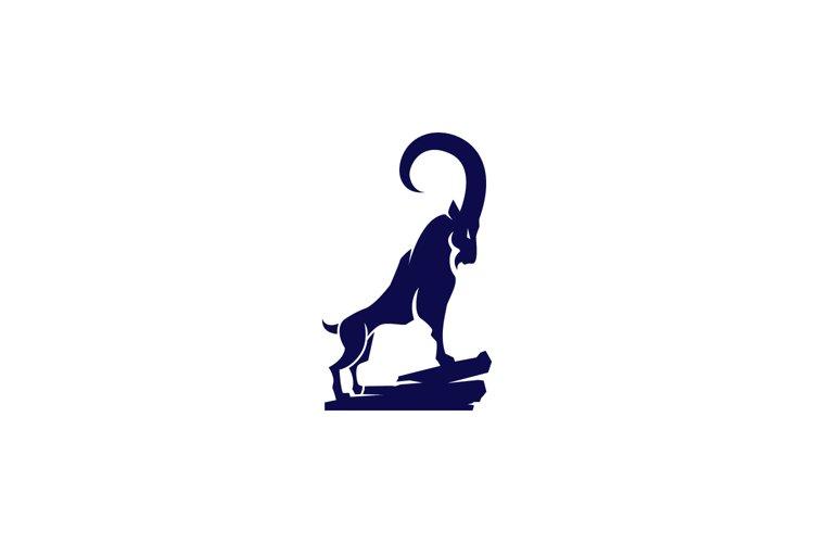 Goat Logo example image 1