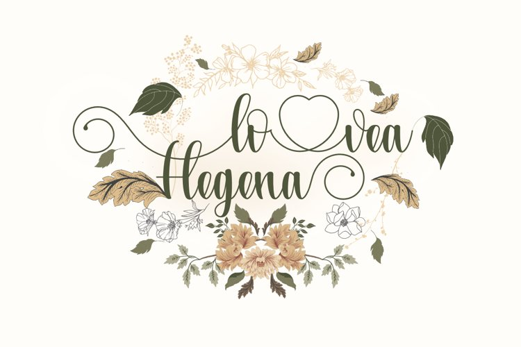 Lovea Hegena example image 1