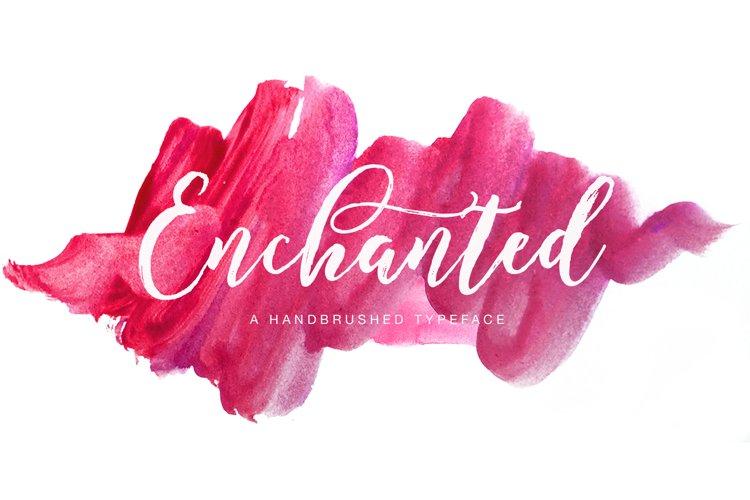 Enchanted Brush example image 1