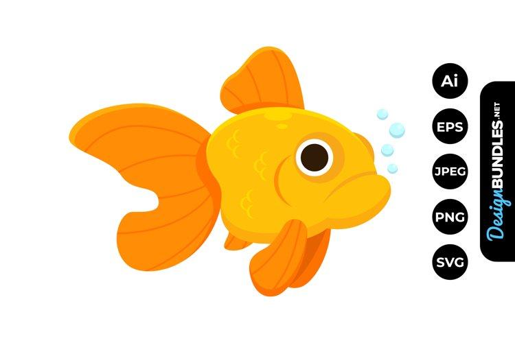 Goldfish Clipart