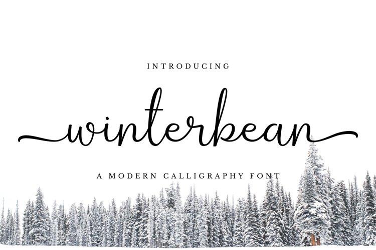 Winterbean example image 1