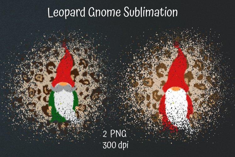 Leopard Print Sublimation. Leopard Patches. Leopard Gnomes