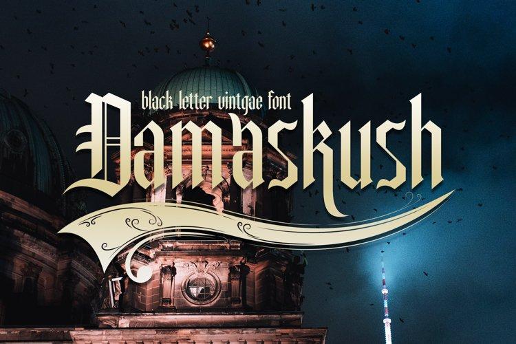 Damaskush example image 1