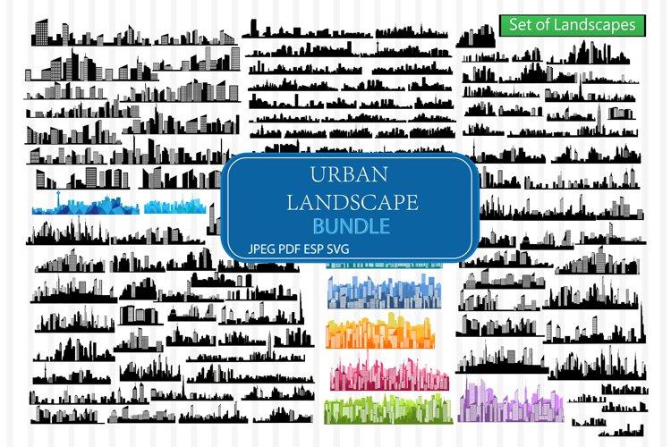 Urban landscape example image 1