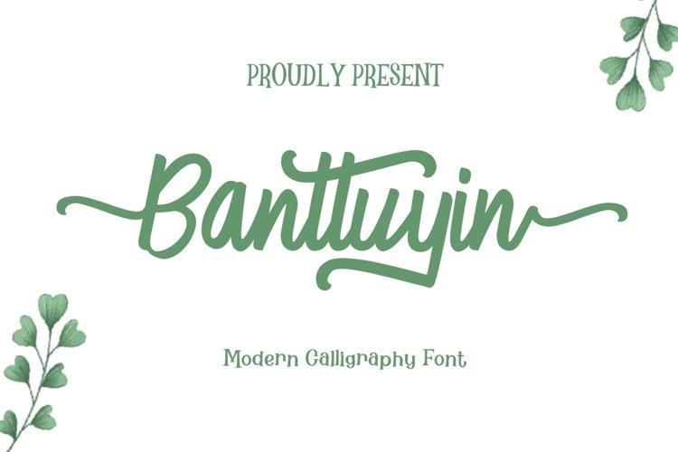 Banttuyin example image 1