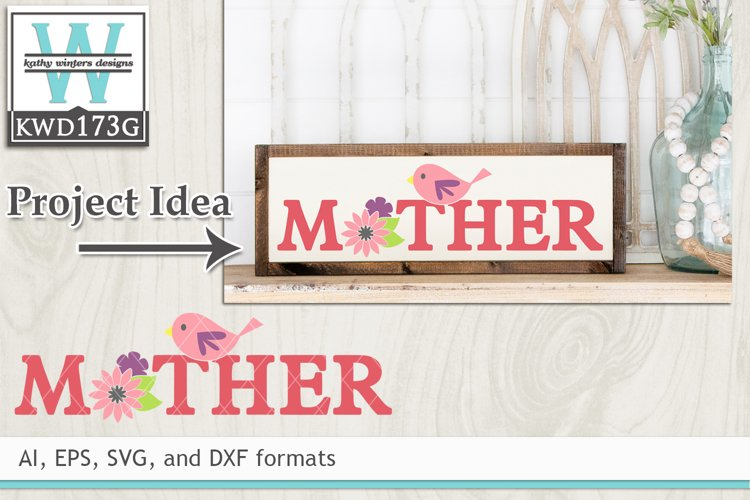 Mother SVG - Mother