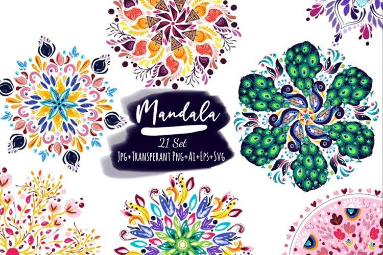 Mandala Collection example image 1