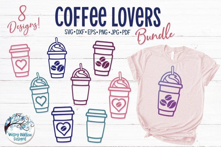 Download Coffee Lovers SVG Bundle   Latte SVG Coffee Cup SVG Cut ...