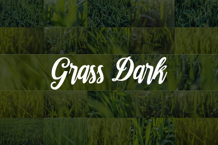 88 HD Grass Backgrounds Set example 2