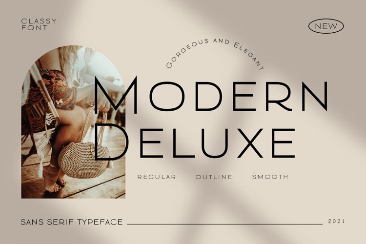 Modern Deluxe example image 1