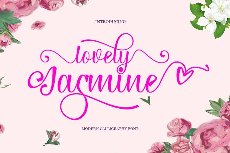Lovely Jasmine