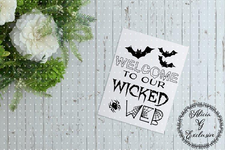 Wicked Web example image 1