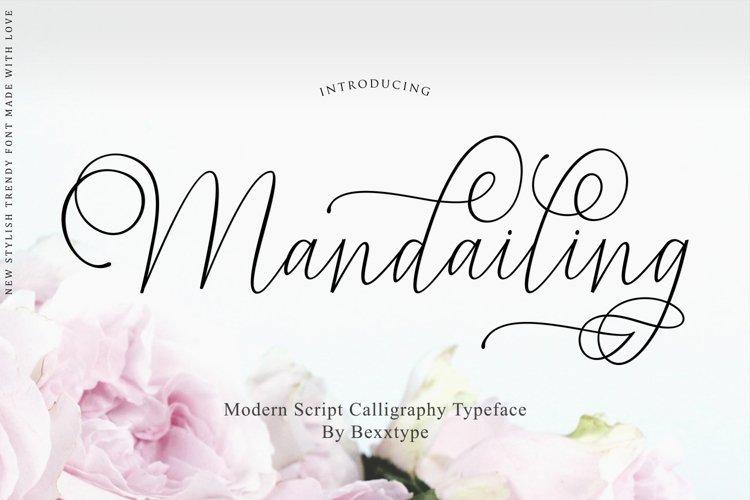 Mandailing Script example image 1