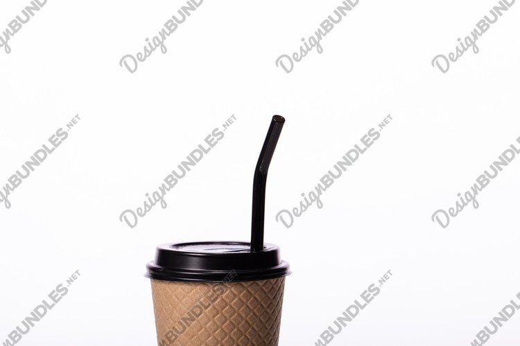 Modern craft reusable paper cup eco-friendly example image 1